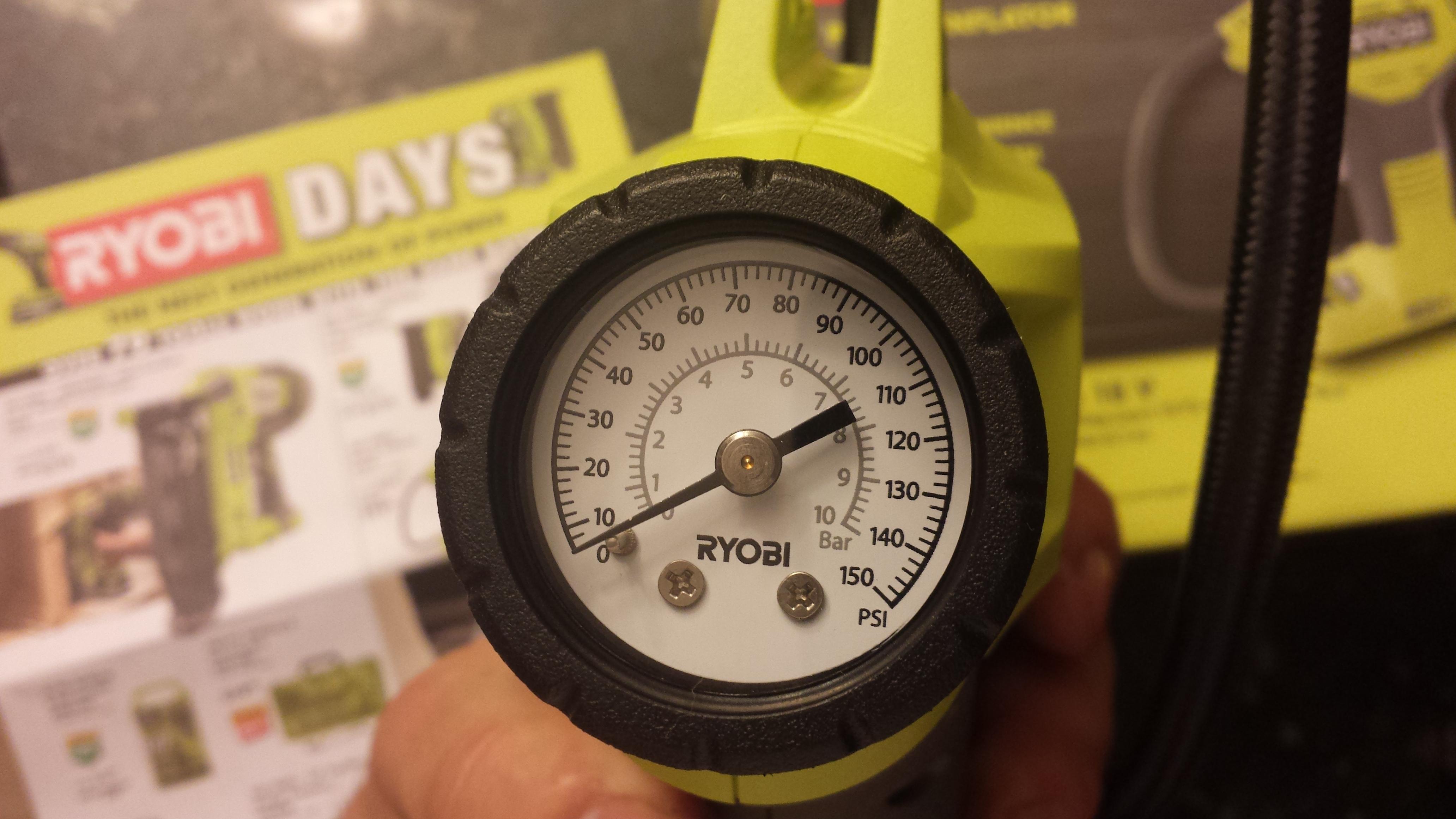 Power inflator by ryobi home depot RCU Forums