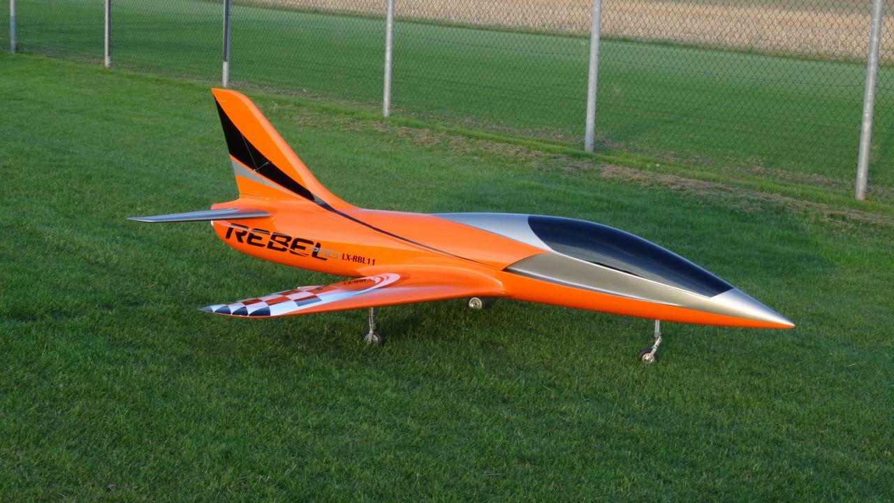 Rebel Pro orange