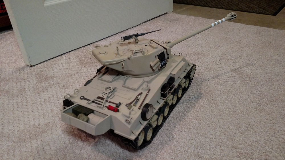 Tamiya Super Sherman - RCU Forums