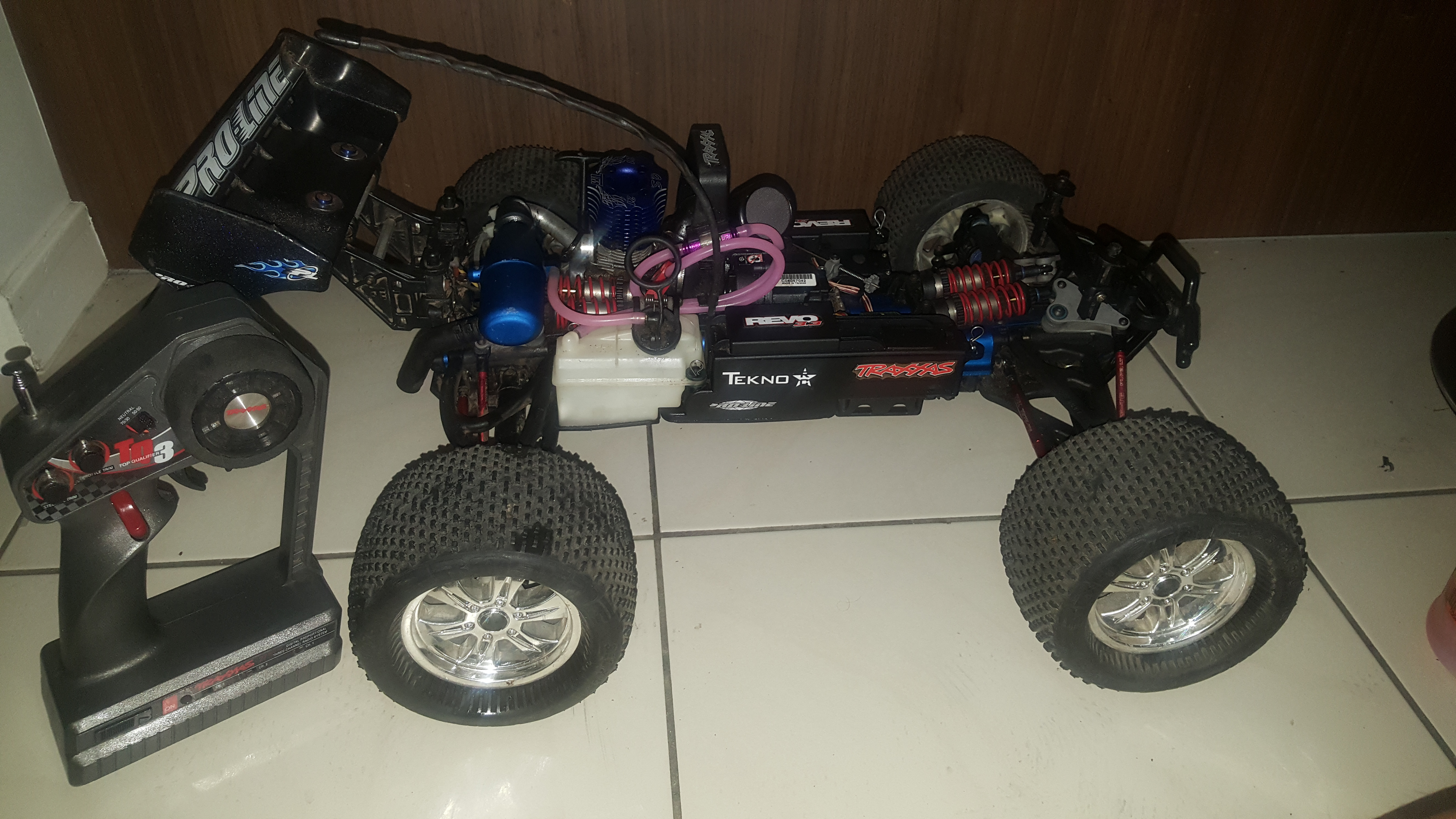 I Bought A Traxxas Revo 3 3 Today - Did I Get A Good Deal