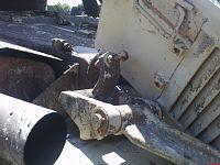 Click image for larger version  Name:42 - Gun Travel Lock Mounting - Early -  LHS - Rotowaro.JPG Views:635 Size:256.0 KB ID:2199437