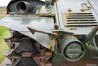 Click image for larger version  Name:44 - Gun Travel Lock Mounting - Early -  Broken - Waiouru.jpg Views:603 Size:190.8 KB ID:2199439