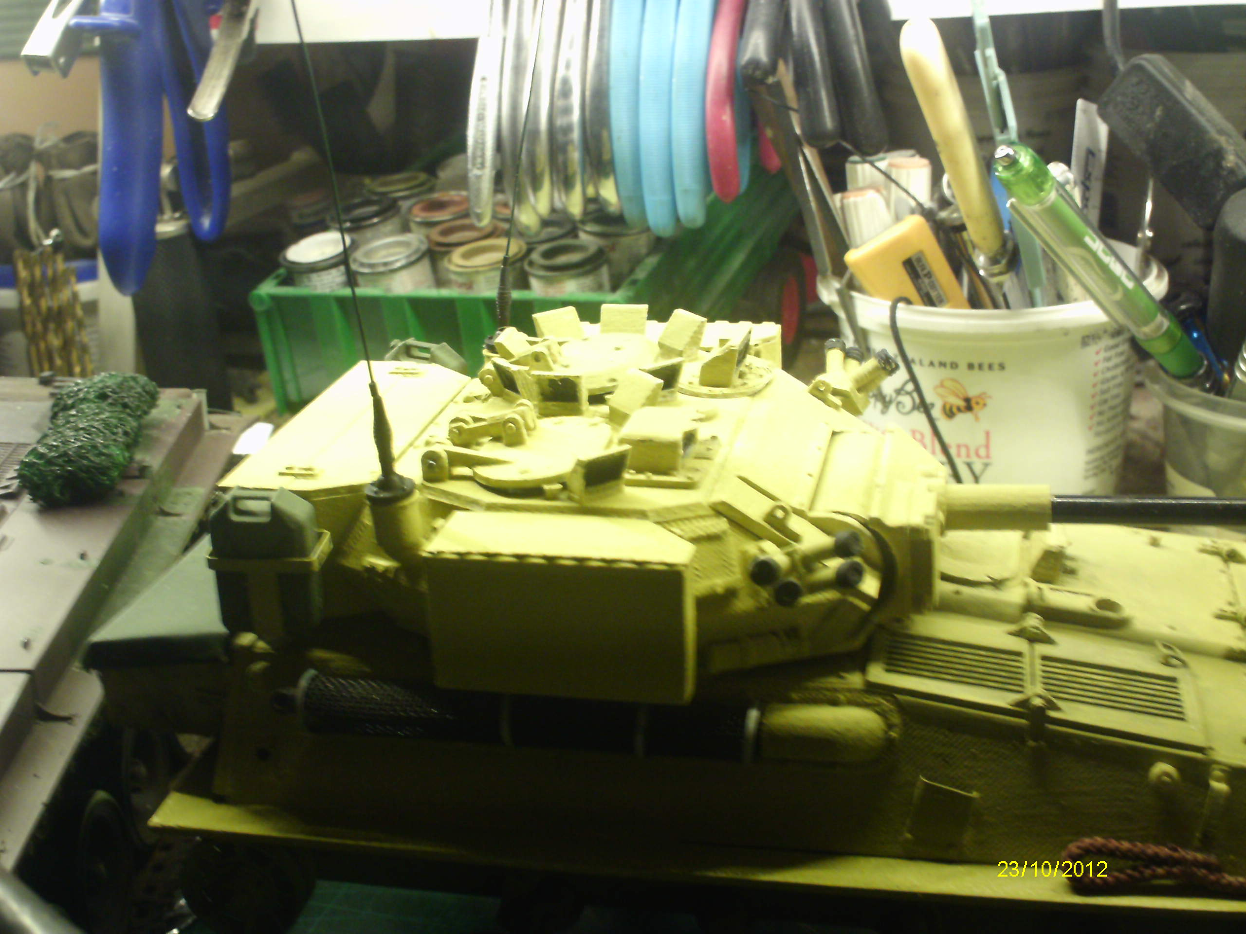 3D Printed 1/16th FV101 Scorpion - Page 13 - RCU Forums on