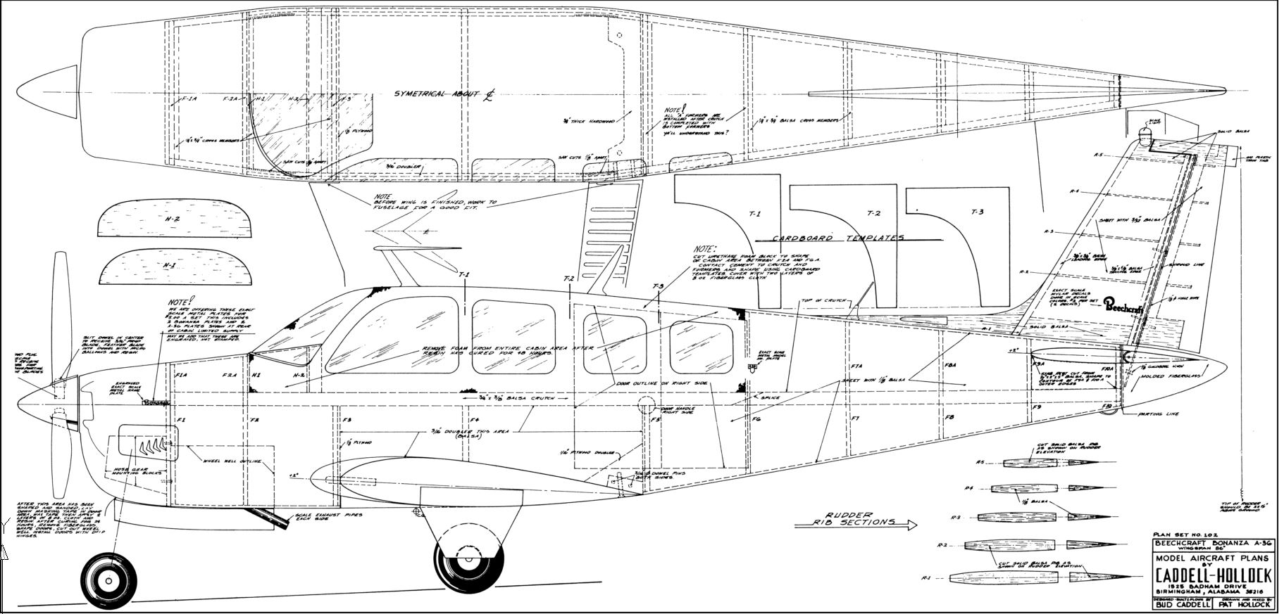 Click image for larger version  Name:Bonanza A-36 plan.JPG Views:316 Size:256.9 KB ID:2204784