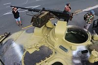 Click image for larger version  Name:M41 cammo on roof.JPG Views:450 Size:155.7 KB ID:2205675