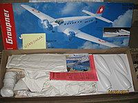 Click image for larger version  Name:Graupner Junkers Ju-52 New Kit   001.JPG Views:12 Size:510.5 KB ID:2220240