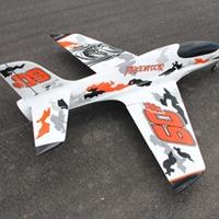 Pilot-rc PREDATOR 2 2m Sport jet / full composite - RCU Forums