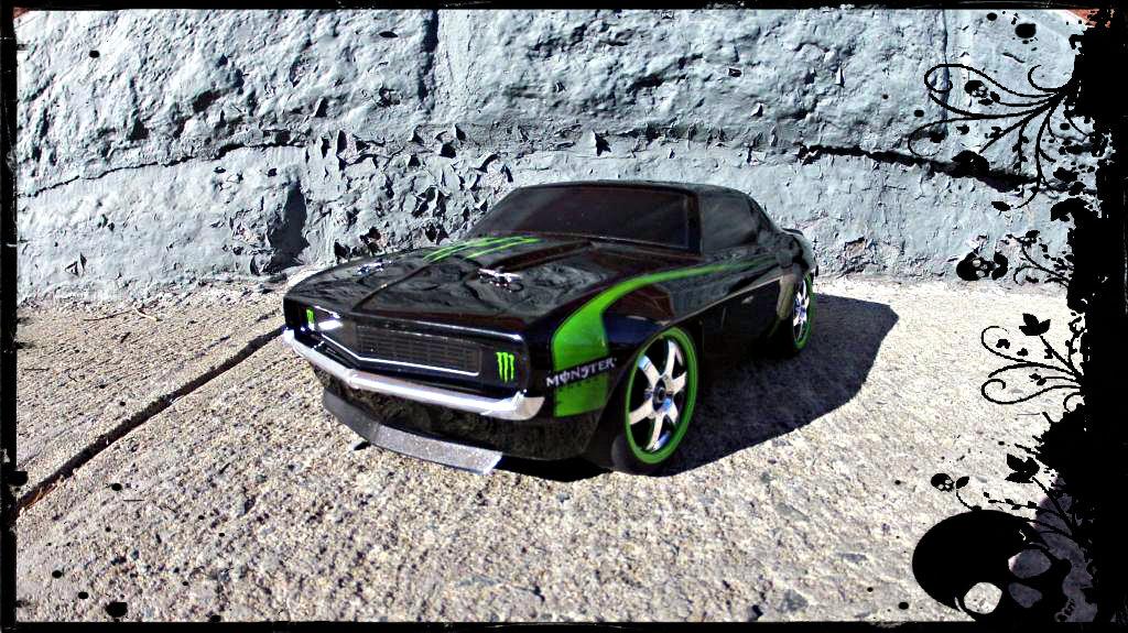 West Coast Camaro >> West Coast Customs Monster Energy 69 Camaro LE - RCU Forums