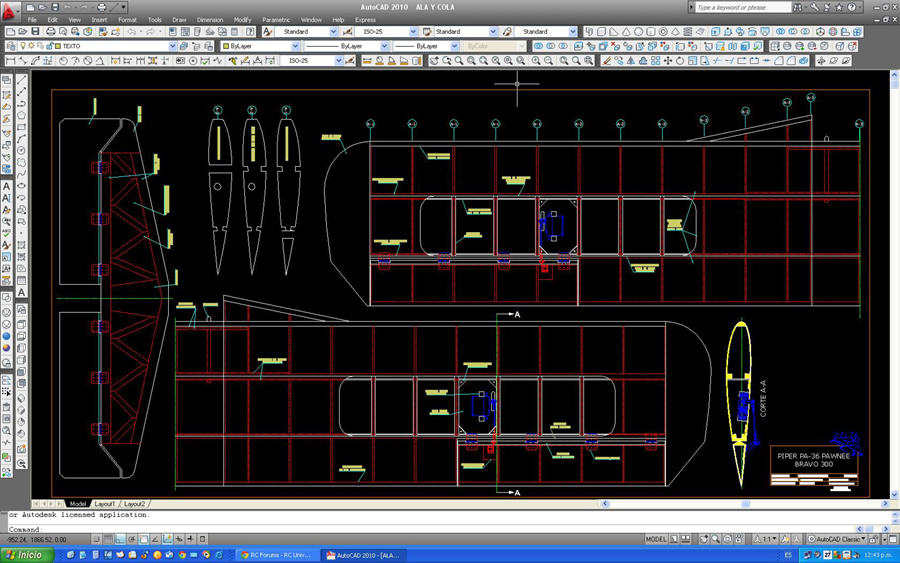 CAD DRAWINGS  PLANS AND LASER CUTTING - RCU Forums