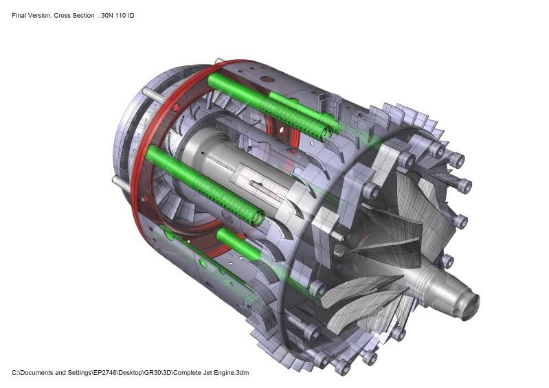 Turbine Engine Build - RCU Forums
