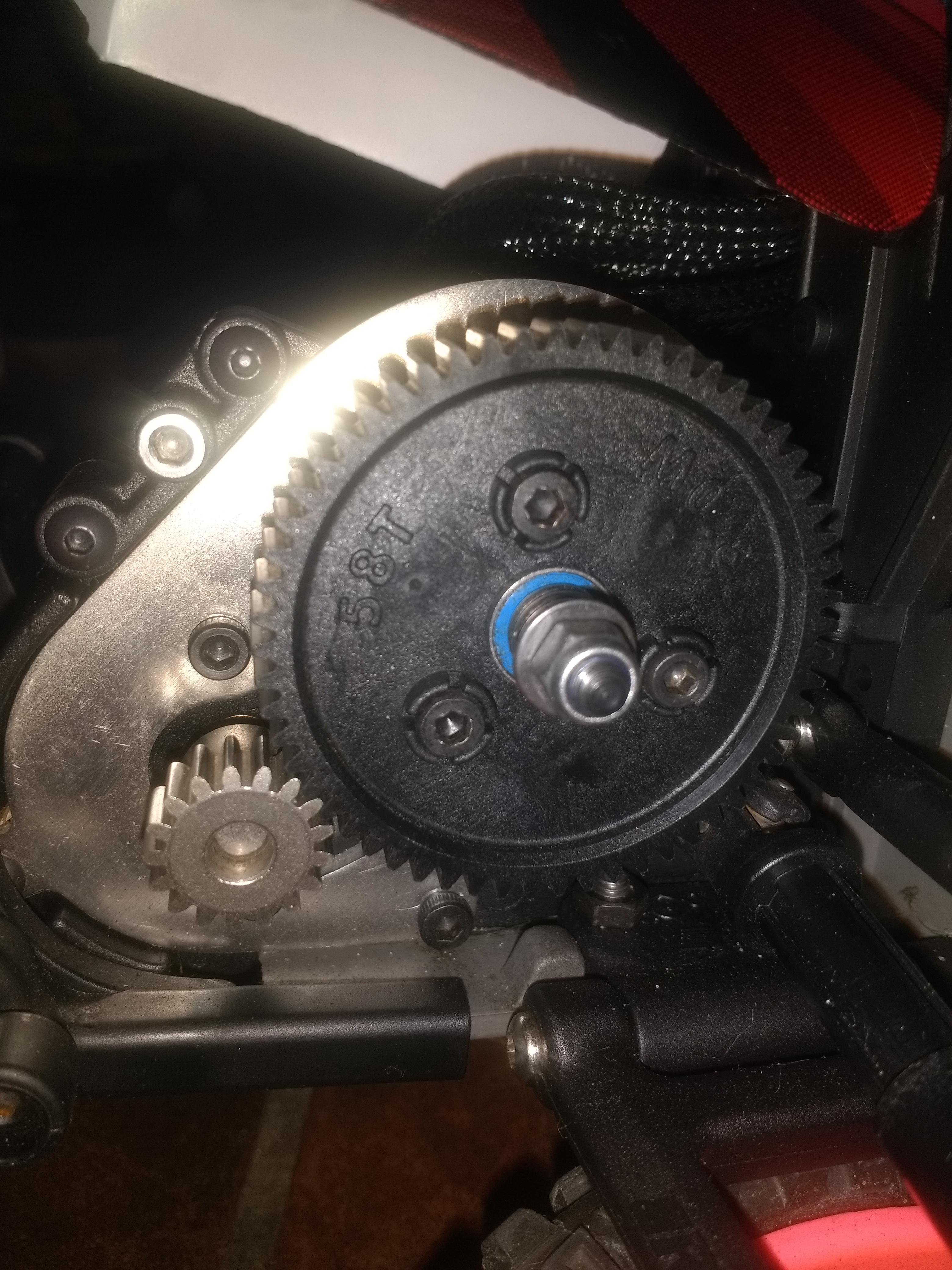 Traxxas rustler gear help - RCU Forums