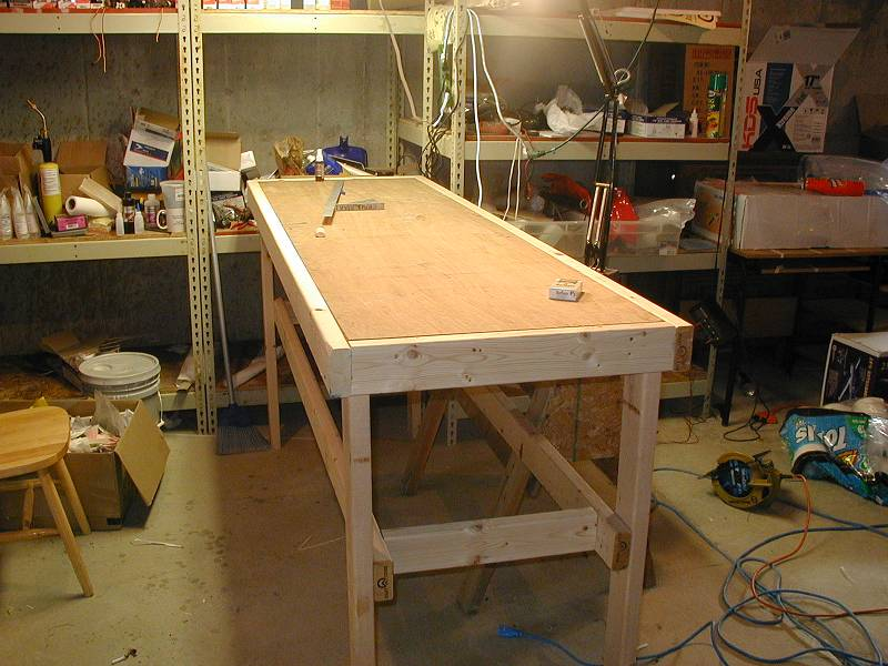 workbench plans simpson