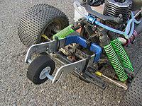 Easy to make home-made wheelie bar - RCU Forums