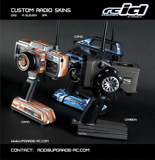 upgrade rc radio skins - RCU Forums