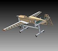 Plane Stand With Cg Balancing Tool