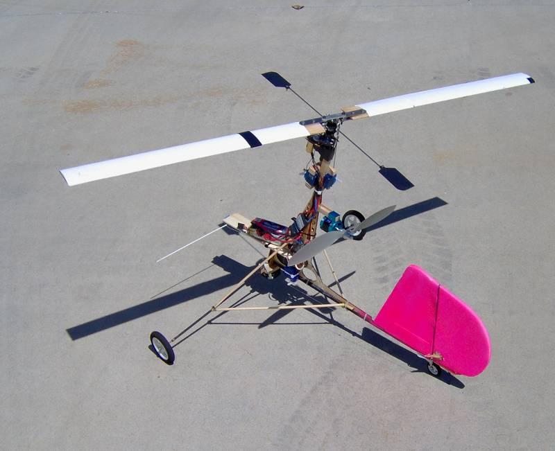 Begi Autogyro Kit - RCU Forums
