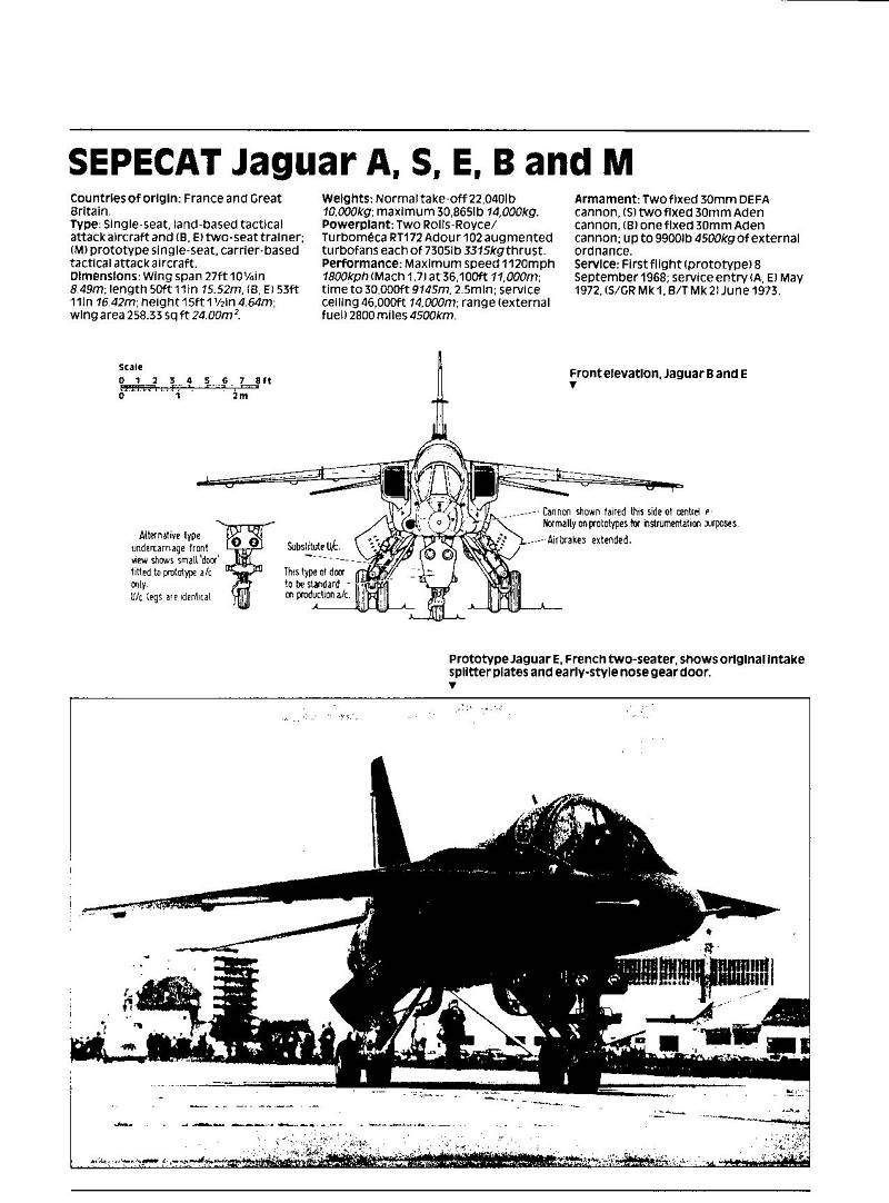 Sepecat Jaguar wing section - RCU Forums