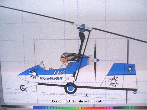 MIA AutoGyro with Teeter and Delta 3 Head - RCU Forums