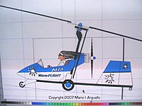 MIA AutoGyro with Teeter and Delta 3 Head - RCU Forums