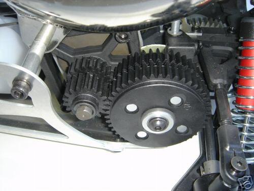 FG monster 2 speed transmission - RCU Forums