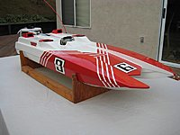 Help in identifying an RC boat   - RCU Forums