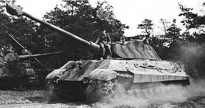 """Tiger II Ausf B """"212"""" Attachment"""