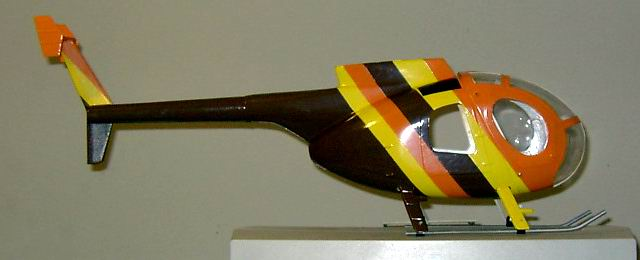 Looking for Bell 222 Scale Fuselage for 450 Size - RCU Forums