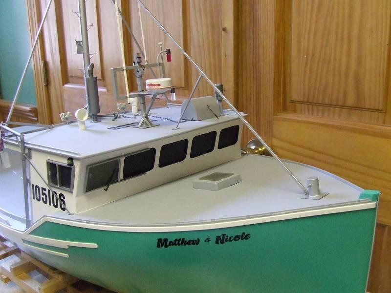 Model Lobster Boat Plans - Best Lobster 2017