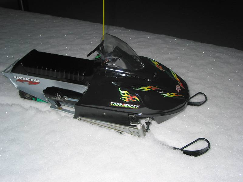 RC Snowmobile posibilities - Page 2 - RCU Forums
