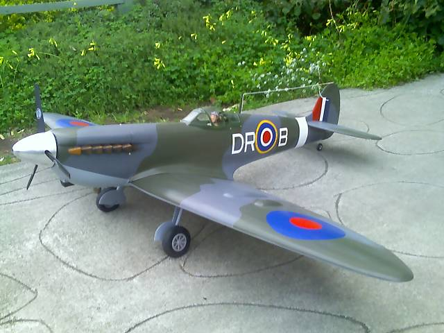 Which Scale Spitfire should I build? - RCU Forums