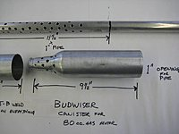 Home Made Canister Mufflers