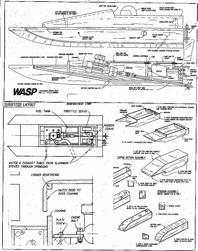How to build an rc boat from scratch rcu forums how to build an rc boat from scratch malvernweather Images